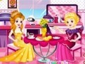 Game Princess Tea Party . Online játék